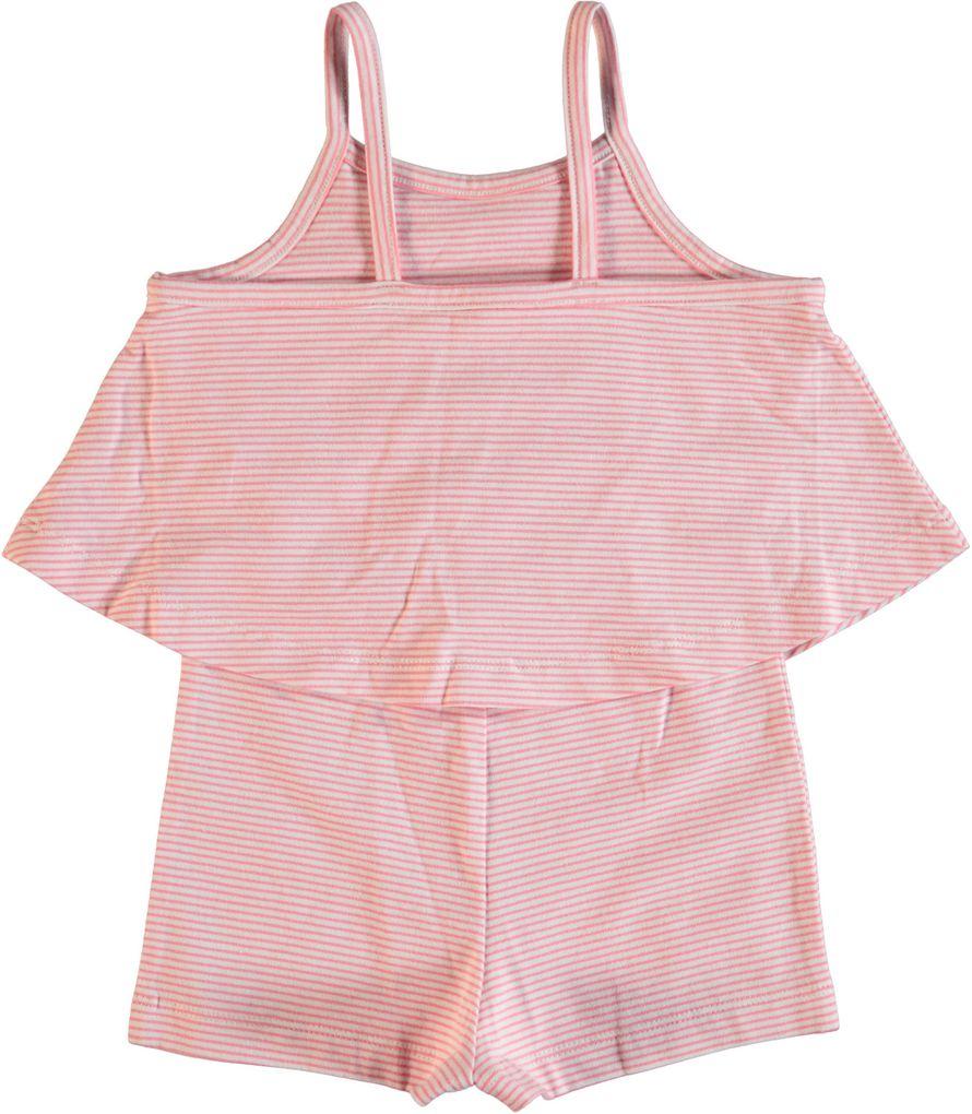 Name it Mini Mädchen kurzer Sommer-Overall aus Single Jersey Nitjump – Bild 4