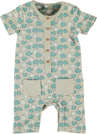 Name it Baby Sommer-Overall kurz Spieler Nitdion