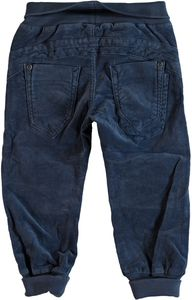 Name it Mini Jungen Cordhose in dunkelblau Nitbalon – Bild 2