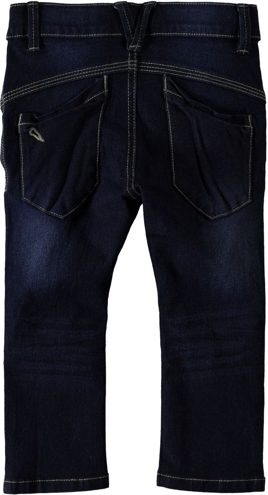 Name it Jungen Jeans Nitalex Mini Schnitt slim in blue denim – Bild 2