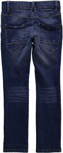 Name it Jungen Jeans Hose Nitalex Kids Schnitt slim blue denim – Bild 4