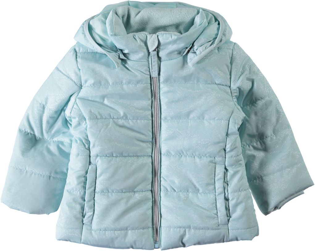 Name it mini Mädchen Winterjacke Nitmit pastel blue