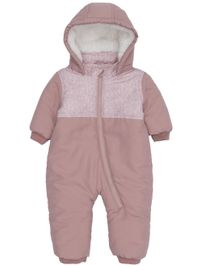 Name it Baby Schneeoverall Wagenanzug Nitmade innen Teddyfell