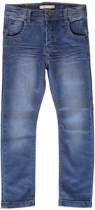 Name it Jungen Baggy Thermo-Jeans innen angeraut Nitbandy medium blue denim
