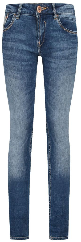 Garcia Mädchen Jeanshose Skinny in vintage blue Sara superslim fit