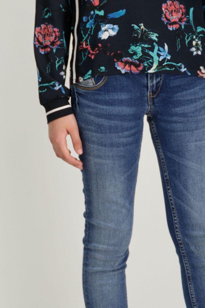 Garcia Mädchen Jeanshose Skinny in vintage blue Sara superslim fit – Bild 5