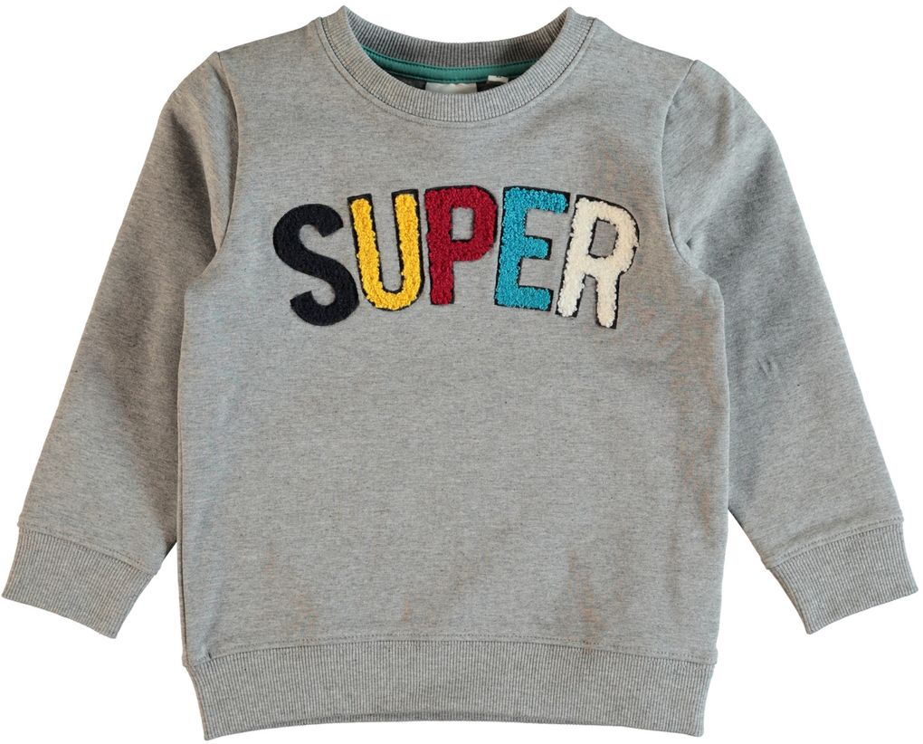 Name it mini Jungen Sweater Super Nitgestan angeraut