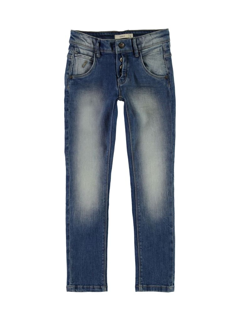 Name it Jeans für Jungen regular Nittalk medium blue denim