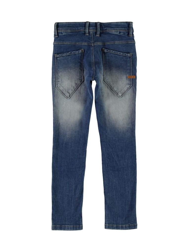 Name it Jeans für Jungen regular Nittalk medium blue denim – Bild 2