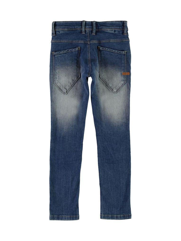 Name it Jeans für Jungen regular Nittalk medium blue denim – Bild 2