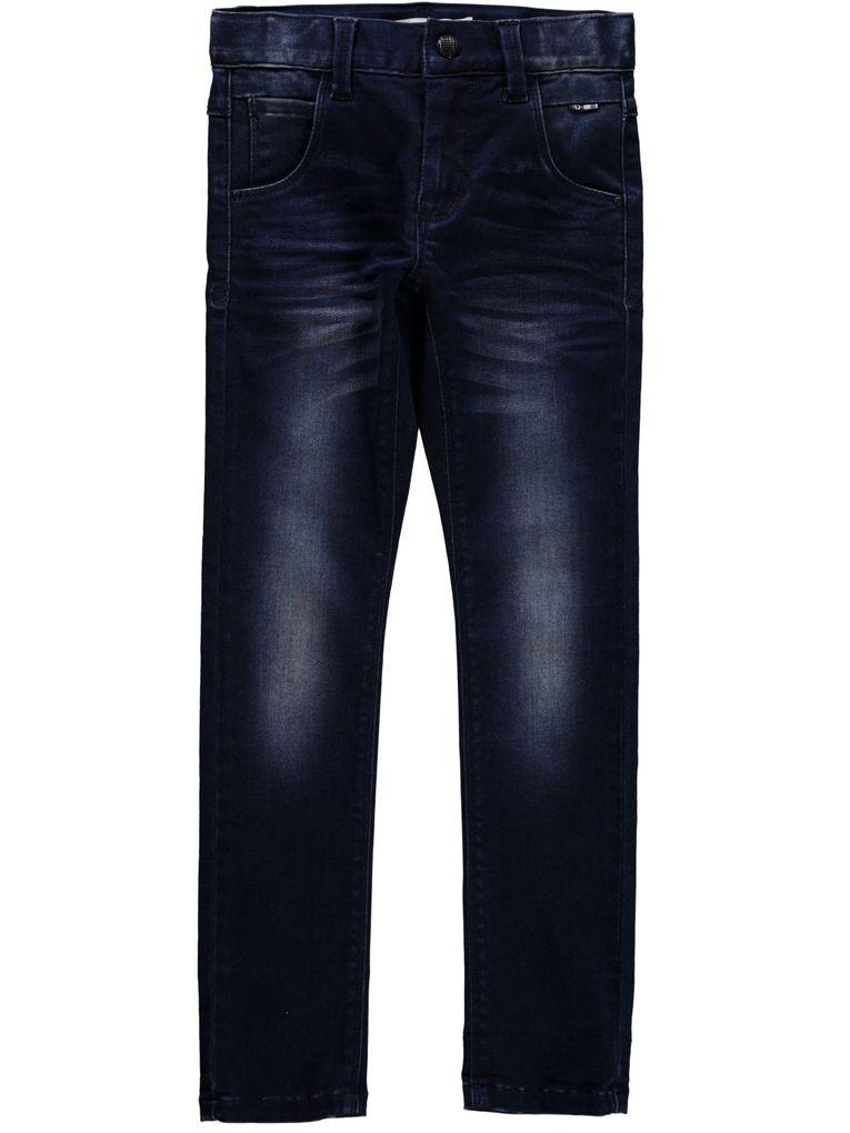 Name it Jeanshose für Jungen x-slim Nitclassic dark blue denim
