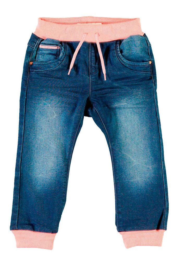 Name it Baggy Jeans-Hose für Mädchen Softbund Nmfbibi mini