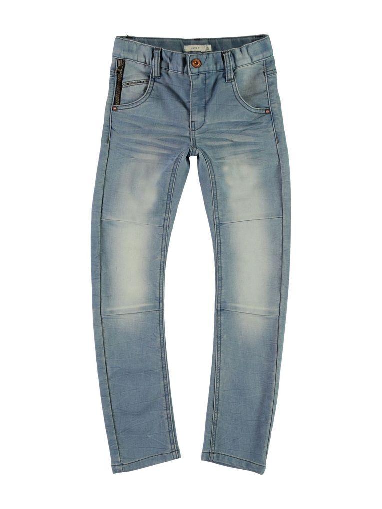 Name it Jungen Jeans x-slim Nkmtheo light blue denim