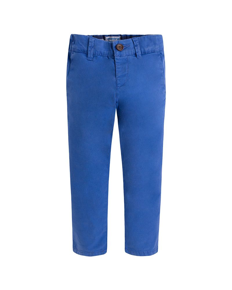 Mayoral Jungen Chinohose persia blau