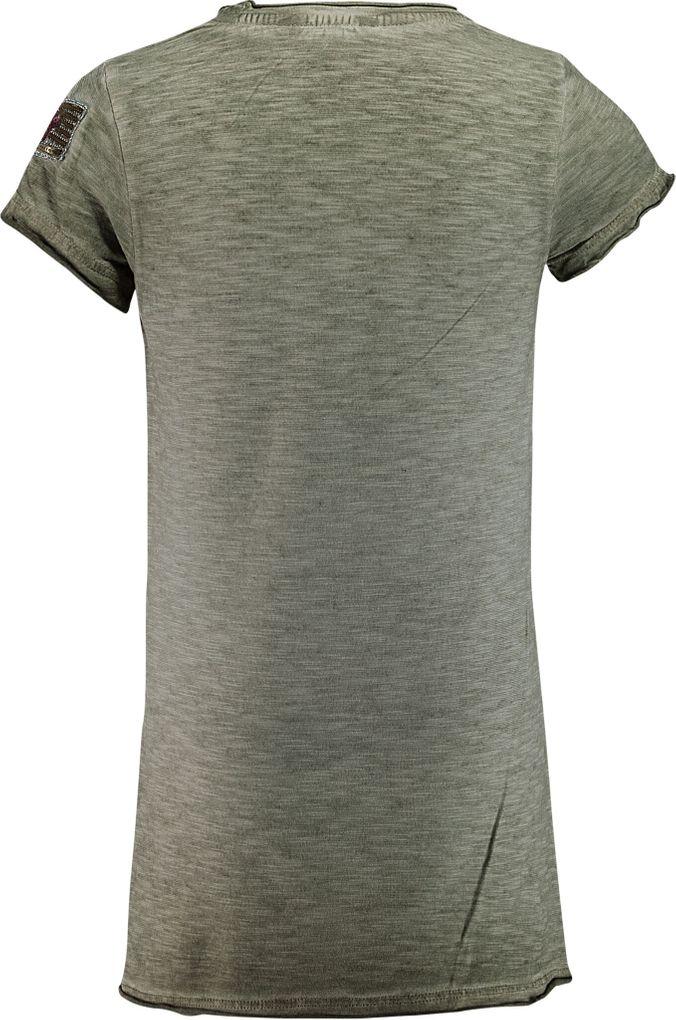Blue Effect Mädchen T-Shirt Ambassador oliv cool dyed – Bild 2