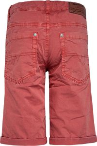 Blue Effect Jungen Bermuda Chino mineralrot regular fit – Bild 2