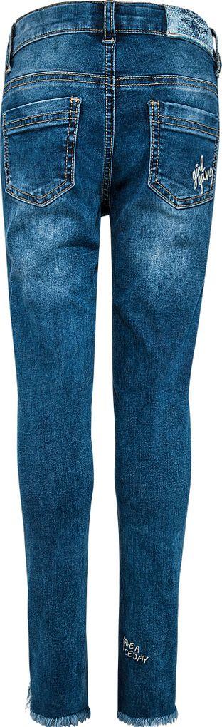 Blue Effect Mädchen Jeans bestickt Bundweite slim – Bild 2