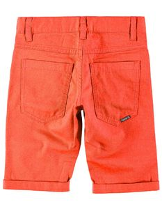 Name it Jungen Twill-Longshorts Chino-Bermuda NKMSofus – Bild 4