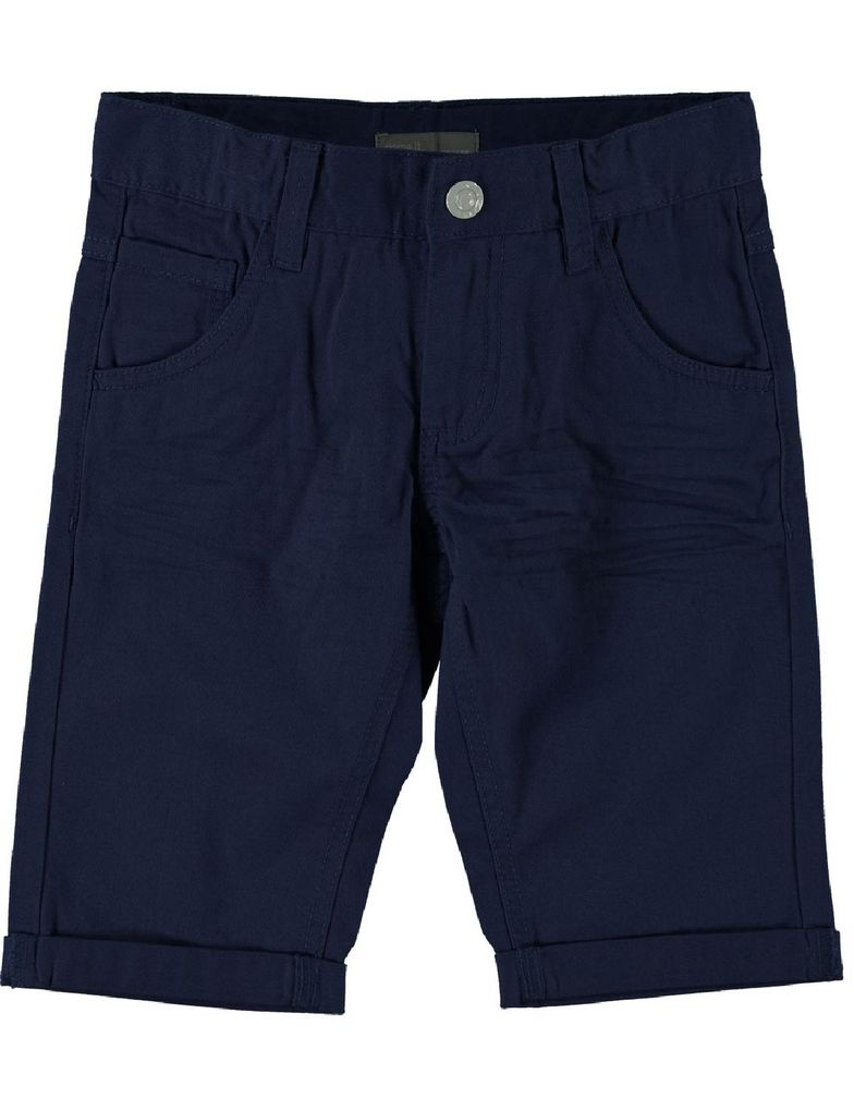 Name it Jungen Twill-Longshorts Chino-Bermuda NKMSofus – Bild 5