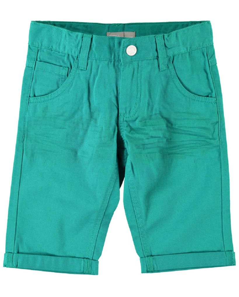 Name it Jungen Twill-Longshorts Chino-Bermuda NKMSofus – Bild 1