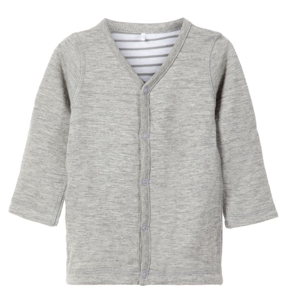 Name it Baby Sweatjacke Wendejacke NBNUXOGA – Bild 3
