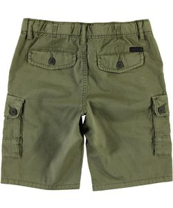 Name it Jungen Twill Bermuda Long Shorts Workerstyle NKMRYAN – Bild 2
