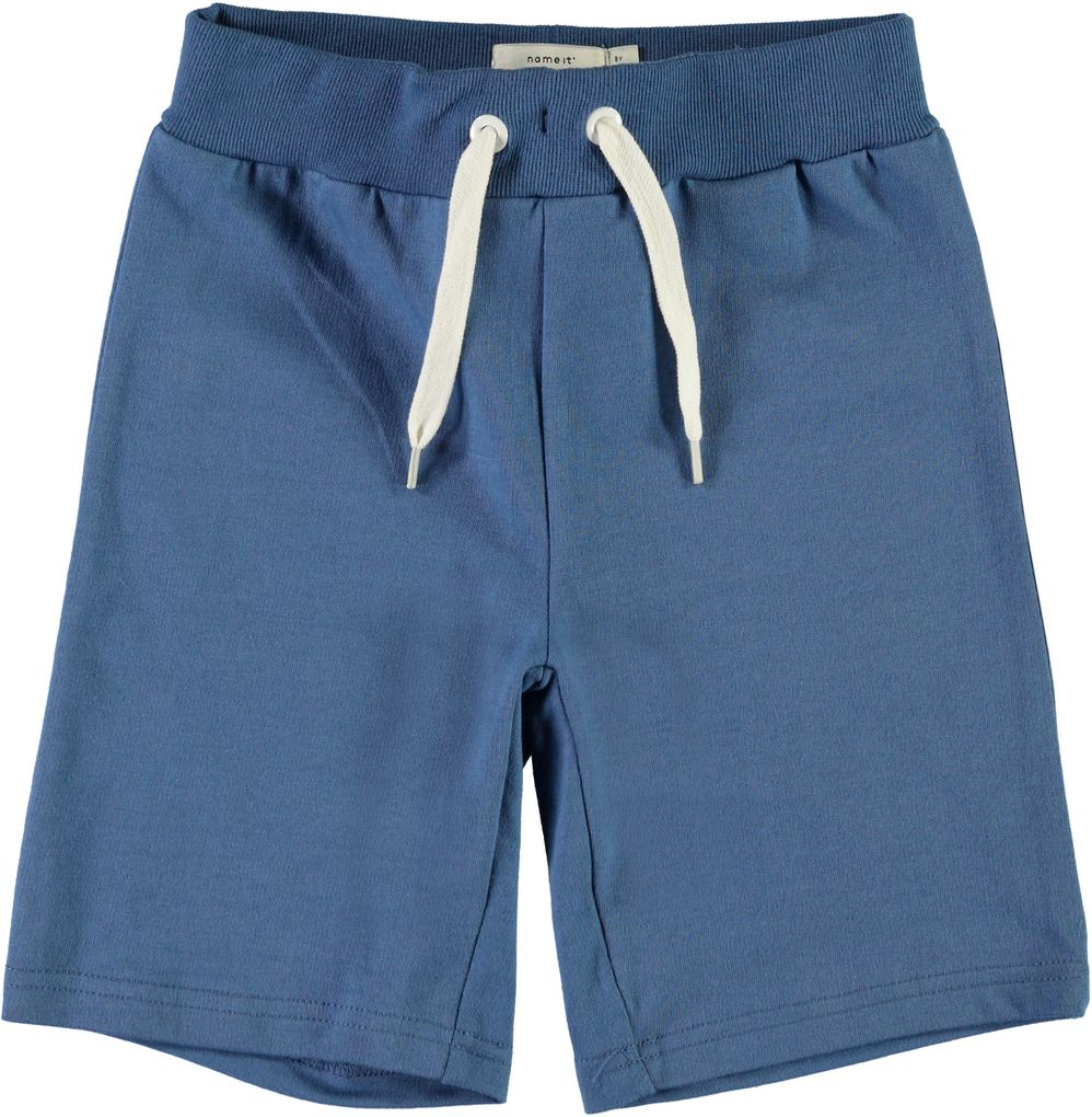 Name it Jungen Sweat Bermuda kurze Sporthose Long Shorts NKMVermond