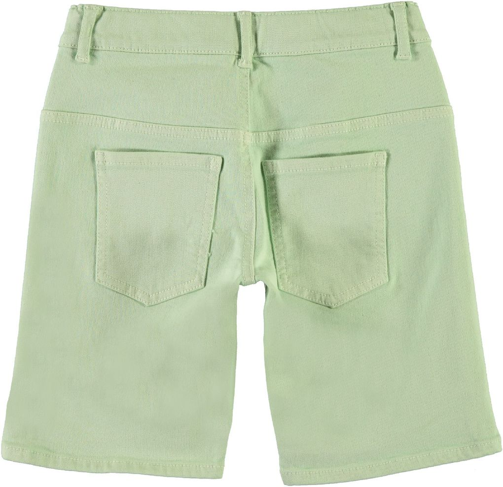 Name it Jungen Twill Bermuda Long Shorts kurze Hose NKMRYAN – Bild 4