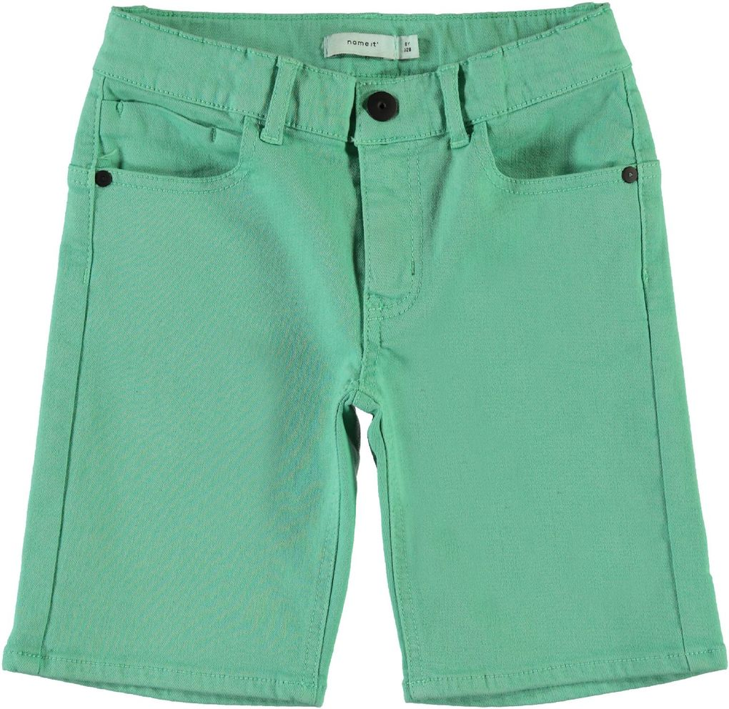 Name it Jungen Twill Bermuda Long Shorts kurze Hose NKMRYAN
