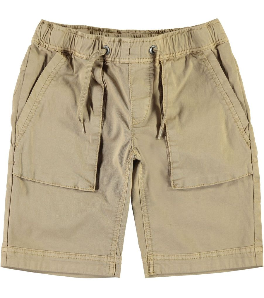 Name it Jungen Chino Bermuda Twill Long Shorts NKMRYAN – Bild 1