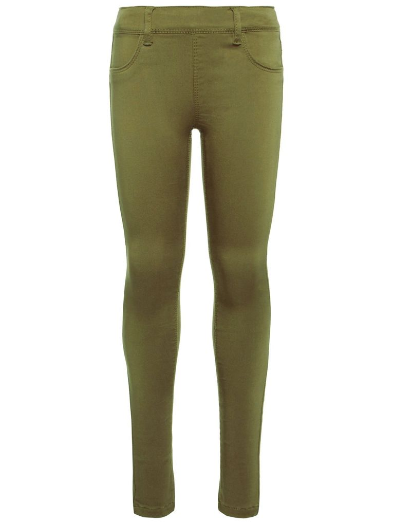 Name it Mädchen Twill Leggings Jeggings Nittinna
