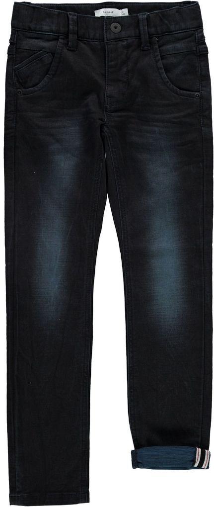 Name it Jungen Jeans Skinny NKMPETE black denim