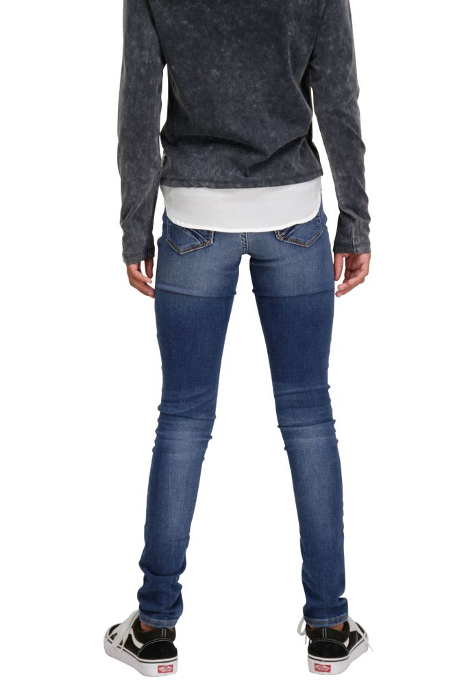 Garcia Mädchen Jeggings Jeans-Leggings Jenna in medium used – Bild 4
